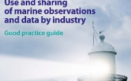 COLUMBUS publication: Use and sharing of marine observations and data by industry